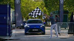 Toyota Mirai 2021 a idrogeno