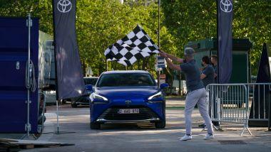 Toyota Mirai 2021 all'arrivo