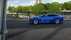 Toyota Mirai a idrogeno: il video del record di autonomia