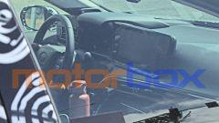 Toyota Mirai 2021: i nuovi interni