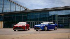 Toyota Mirai 2021: l'auto a idrogeno si rinnova