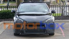 Toyota Mirai 2021: visuale anteriore