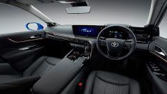 Toyota Mirai Concept: i nuovi interni