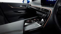 Toyota Mirai Concept: particolare dei nuovi interni