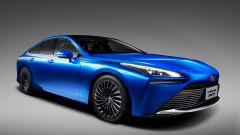 Toyota Mirai Concept: vista di tre quarti anteriore