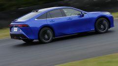 Toyota Mirai: ecco come cambia l'auto a idrogeno