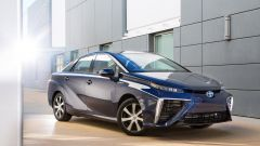 Toyota Mirai: l'altra faccia dell'idrogeno - Immagine: 12