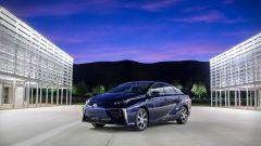 Toyota Mirai: l'altra faccia dell'idrogeno - Immagine: 17