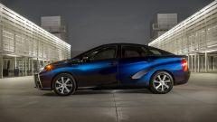 Toyota Mirai: l'altra faccia dell'idrogeno - Immagine: 18