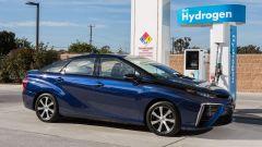 Toyota Mirai: l'altra faccia dell'idrogeno - Immagine: 21