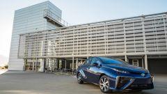 Toyota Mirai: l'altra faccia dell'idrogeno - Immagine: 15