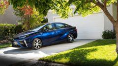 Toyota Mirai: l'altra faccia dell'idrogeno - Immagine: 19