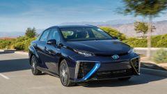 Toyota Mirai: l'altra faccia dell'idrogeno - Immagine: 14