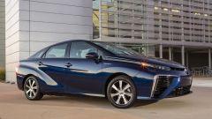 Toyota Mirai: l'altra faccia dell'idrogeno - Immagine: 16