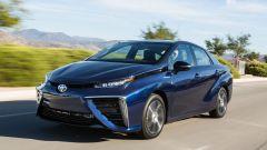 Toyota Mirai: l'altra faccia dell'idrogeno - Immagine: 13
