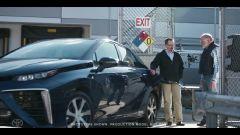 Toyota Mirai: l'altra faccia dell'idrogeno - Immagine: 9