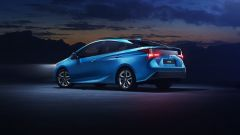 Toyota Prius 2019: il restyling a Los Angeles