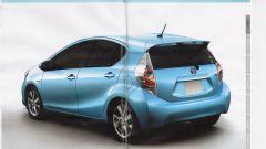 Toyota Prius C - Immagine: 1