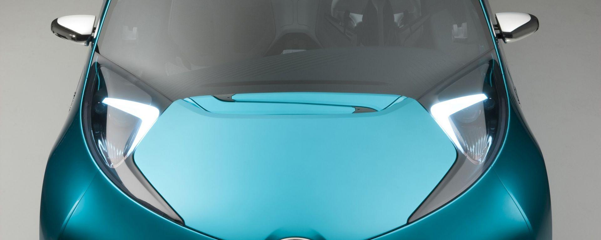 """Toyota Prius """"c"""" Concept"""