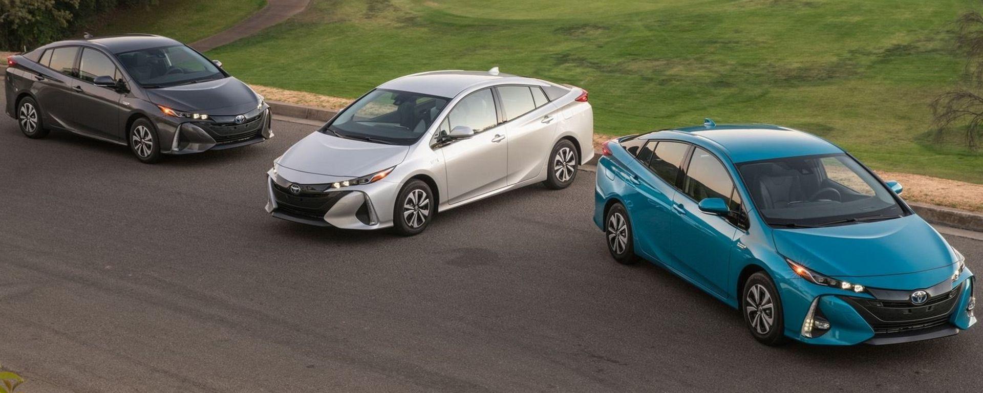 Toyota Prius: cambiamenti importanti per la versione 2019