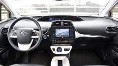 Toyota Prius, gli interni