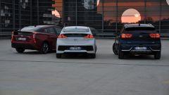 Toyota Prius vs Hyundai Ioniq vs Kia Niro | Ibride: quale scegliere? [VIDEO] - Immagine: 4