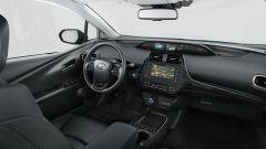 Toyota Prius Phev MY 2019: il posto di guida