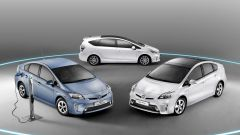 Toyota Prius Plug-in - Immagine: 7