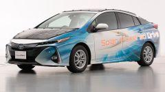 Toyota Prius: 56 km di test a propulsione solare? Si può - Immagine: 1