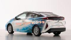 Toyota Prius: 56 km di test a propulsione solare? Si può - Immagine: 3