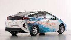 Toyota Prius: 56 km di test a propulsione solare? Si può - Immagine: 5