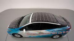 Toyota Prius: 56 km di test a propulsione solare? Si può - Immagine: 7