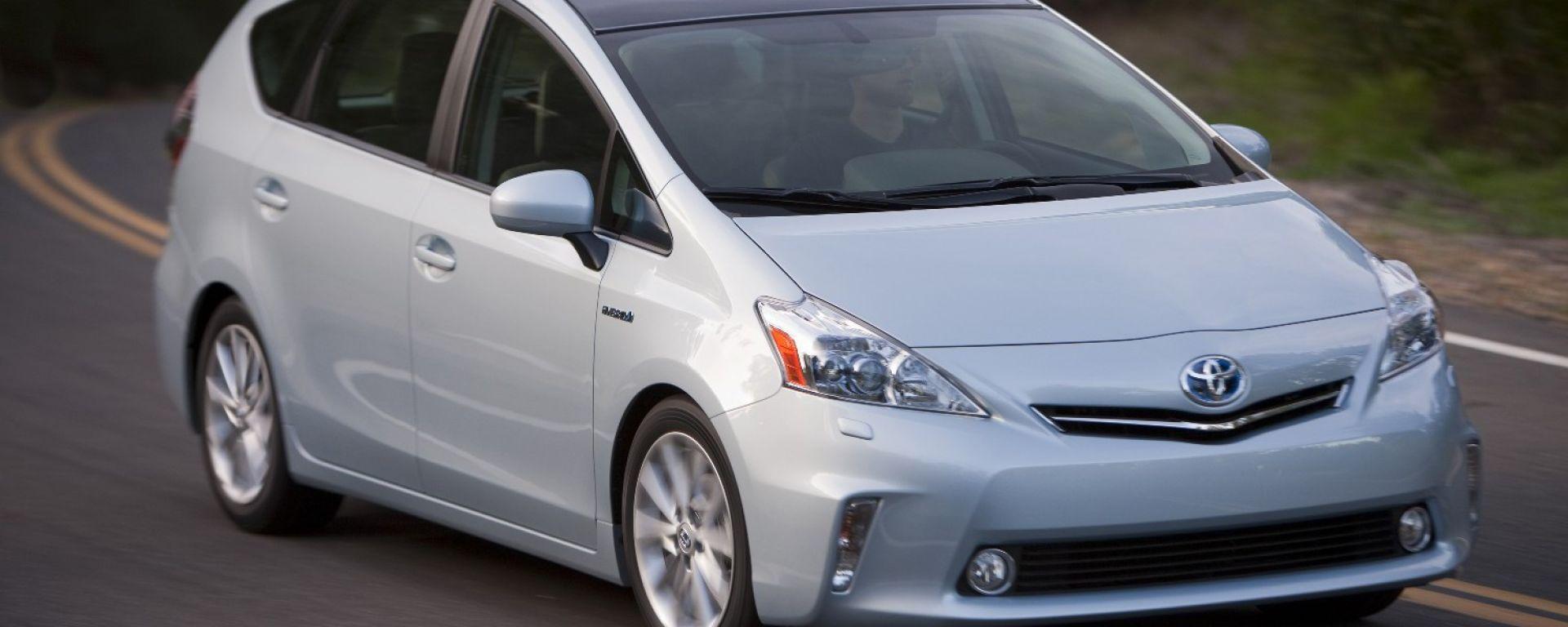 """Toyota Prius """"v"""" Concept"""
