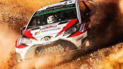 Toyota - Rally Italia Sardegna, WRC 2017