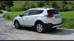 Toyota RAV4 2.0 D-4D Lounge White Edition - Immagine: 5