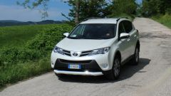 Toyota RAV4 2.0 D-4D Lounge White Edition - Immagine: 1