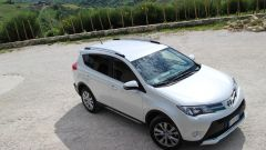 Toyota RAV4 2.0 D-4D Lounge White Edition - Immagine: 10
