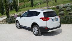 Toyota RAV4 2.0 D-4D Lounge White Edition - Immagine: 12