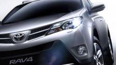 Toyota Rav4 2013, nuove foto e video - Immagine: 39