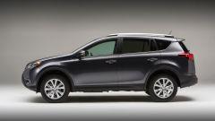 Toyota Rav4 2013, nuove foto e video - Immagine: 7