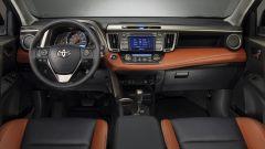 Toyota Rav4 2013, nuove foto e video - Immagine: 15