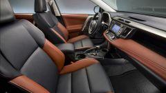 Toyota Rav4 2013, nuove foto e video - Immagine: 16