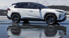 Toyota RAV4, dal 2020 anche in formato plug-in hybrid