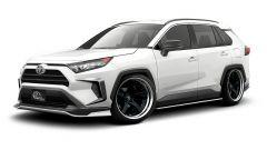 Toyota RAV4: guardala con il body kit Kuhl Racing