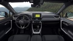 Toyota Rav4 Hybrid 2019 abitacolo