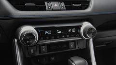 Toyota Rav4 Hybrid 2019 climatizzatore