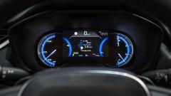 Toyota Rav4 Hybrid 2019 cruscotto