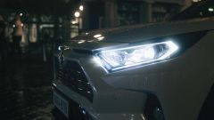Toyota Rav4 Hybrid 2019 fari