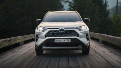 Toyota Rav4 Hybrid 2019 frontale