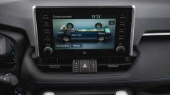 Toyota Rav4 Hybrid 2019 infotinment